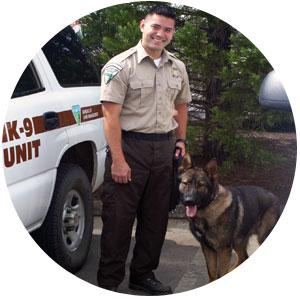 Michael Roop BLM, State Staff Ranger, Oregon.